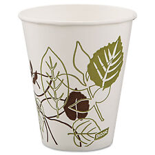 Dixie Pathways Polycoated Paper Cold Cups 12oz 100/Pack 12FPPATHPK