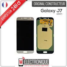 Ecran LCD Gold Original Samsung Galaxy J7 2017 SM-J730F