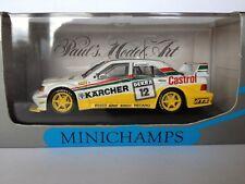 MINICHAMPS 1:43 Mercedes 190 E EVO 2 DTM 92 Ommen Karcher 23121