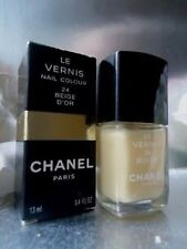 24 BEIGE D'OR CHANEL VERNIS INCREDIBLY RARE VINTAGE NAIL VARNISH NEW IN BOX