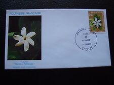 POLYNESIE FRANCAISE - enveloppe 1er jour 25/1/1979 (B7)