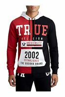 True Religion Men's Split TR University Hoodie For Men