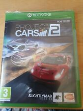 Project Cars 2 (Microsoft Xbox One, 2017) brand new and sealed