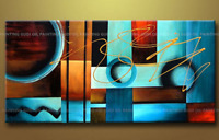 ZWPT329 100%handmade painted modern abstract wall art oil painting on canvas