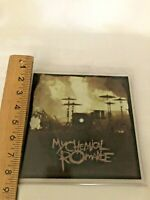 MY CHEMICAL ROMANCE -Famous Last Words/Kill All...- UK Square Picture Disc W758X