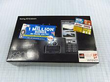 Sony Ericsson K800i Schwarz! NEU & OVP! Ohne Simlock! Komplett! Selten! RAR!