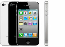 Apple iPhone 4S-8GB-16GB,32GB-(AT&T-UNLOCKED),VERIZON-MINT CONDITION, W/WARRANTY