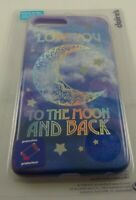 love you the moon iPhone 6 plus, 7 & 8 + plus phone case plastic cover and back