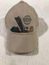 Wirtgen Group Hat Heavy Equipment Beige Snapback Baseball Cap