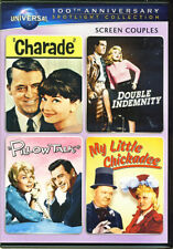 Charade / Double Indemnity / Pillow Talk / My New Dvd