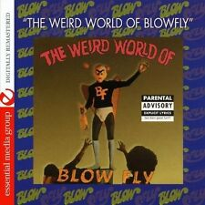 Blowfly - The Weird World of Blowfly [New CD] Manufactured On Demand