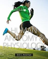 Human Anatomy and Physiology by Erin C. Amerman (PDF EBOOK- INSTANT DOWNLOAD)