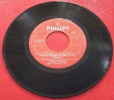 45 RPM Demis Roussos Mourir Auprès de mon Amour / I Dig You