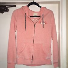 ROXY hoodie size XS peach color