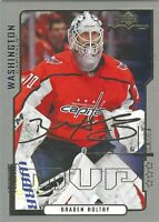 2020-21 Upper Deck MVP 20th Anniversary Third Star #61 Braden Holtby