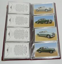 BENTLEY Centenary 1885-1985 25 picture card SET sealed & Display FOLDER.  N016E