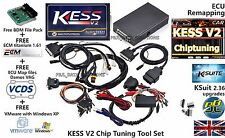 ECU Programming Re-Mapping Tool KESS V2 KSuit V2.36 ECM Titanium OBD2 Bootloader
