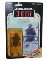 Vintage Star Wars Return Of The Jedi Weequay 1983 Kenner Action Figure