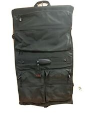 Tumi Black Onyx Foldable Garment Bag