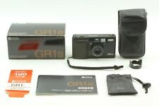【MINT in Box, Case, Strap】 Ricoh GR1s Date Point & Shoot 35mm Camera from JAPAN