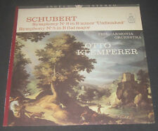 Schubert - Symphony No. 8 / 5 Klemperer  ANGEL S 36164 lp