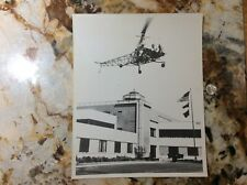 Bell 47 Model 30 Helicopter Aircraft Photo #881