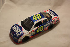 2002 RACING CHAMPIONS JIMMIE JOHNSON LOWE'S POWER OF PRIDE EMPLOYEES DIECAST CAR