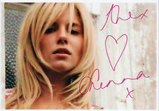 SIENNA MILLER Signed 12x8 Photo G.I. JOE & STARDUST COA