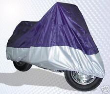 NUEVOS Moto Cubierta De La Motocicleta Lona capa de nylon talla L