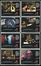 OH, GOD! lobby card set GEORGE BURNS/JOHN DENVER/TERI GARR 11x14 movie posters