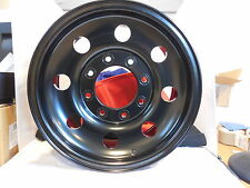 "Ford Super Duty F250 F350 Excursion OEM 16"" Alloy Wheels(4)SET Rims 99 04 BLACK"