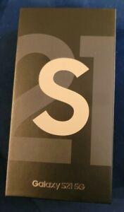 Samsung Galaxy S21 5G SM-G991B/DS - 256GB - Phantom Pink. Brand New & Sealed.