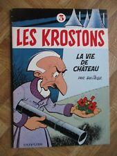 LES KROSTONS 3 LA VIE DE CHATEAU EO TTBE/PROCHE DU NEUF (1B33)