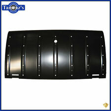 55-57 Chevy Nomad Rear Tail Gate Tailgate Panel Skin  with Holes - Golden Star