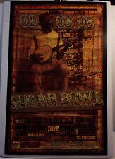 Sugar Bowl 2006 / Ozomatli / Old Crow Medicine Show / Concert Poster