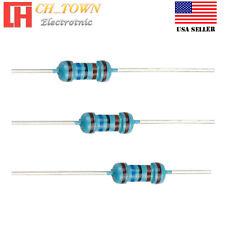 100pcs 1.6K ohm resistor Metal Film Resistors 1% Tolerance