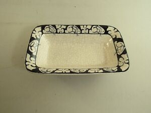 """The Potting Shed Dedham Pottery 6 3/4"""" by 4 1/4"""" Dish Bowl"""