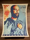 """Shepard Fairey Obey Giant """"Reconnect"""" Common Art Print Poster XX/450 Signed"""