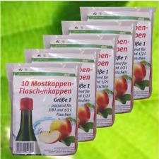 Deti Mostkappen Gr.1 Gummikappen Flaschenverschluss 5x
