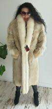 Pelzmantel Coyote Kojote 💞 Polarfuchs  Pelliccia Volpe Fourrure FOX Fur Coat
