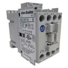 NEW ALLEN-BRADLEY IEC 100C16J10 STANDARD CONTACTOR 16 AMP 24VAC NEW IN BOX