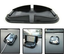 black gel Sticky Car Dashboard Pad Mat Anti Slip Mobile Phone GPS Holder Gadget