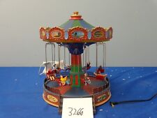 Lemax Village Collection The Giant Swing Ride #44765 As-Is 3266