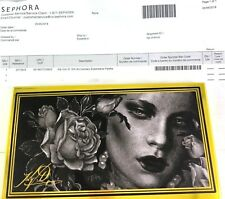 KAT VON D 10th Anniversary Eyeshadow Palette New Release Authentic New in Box