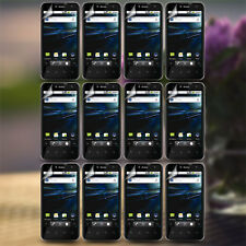 Lot 12X LCD Clear Screen Protector Film Guard For LG Optimus G2X P999 P9906