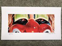 Michael Myers Halloween Jason Edmiston Print Poster Mondo Eyes Without A Face