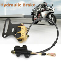 12mm Hydraulic Rear Disc Brake Caliper System 110 125cc 140cc PIT Dirt Bike