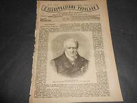 1871 ALESSANDRO HUMBOLT FERROVIA DEL MONCENISO ALPI LAGO CONTE PARIGI