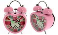 Hello Kitty Heart-shaped alarm clock - Analogue