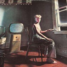 "RUSH - POWER WINDOWS - - Rare 1985 Australian 12"" LP w/ Insert - Prog Rock! EXC"